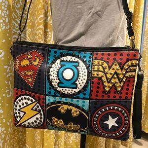 ❤️🖤 Superhero bag!